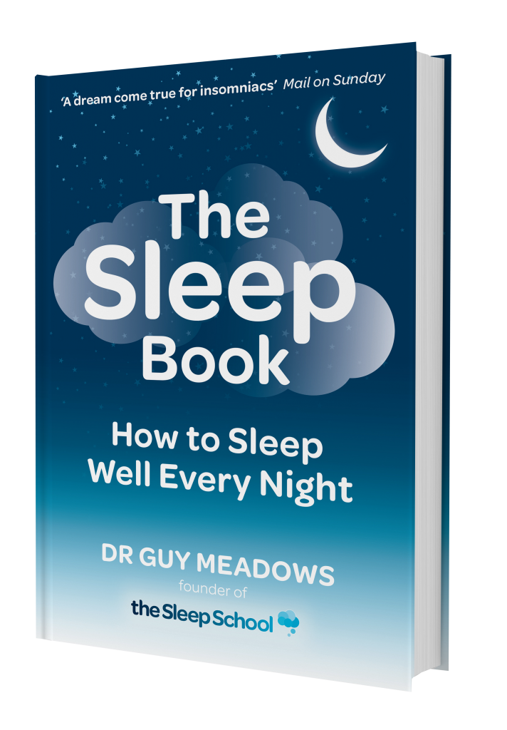 sleep book physical